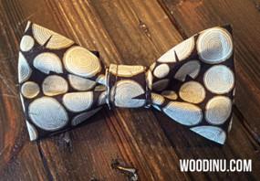 Woody Bow Tie