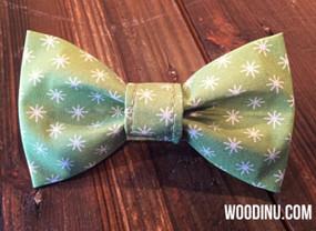 Wishful Meadow Bow Tie