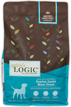 Nature's Logic Lamb Meal Feast