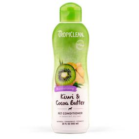 Tropiclean Kiwi & Coco Butter Conditioner 20 oz