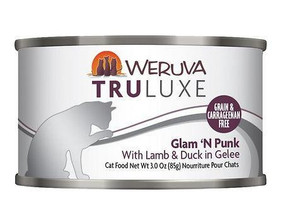 Weruva Trulux Glam 'N Punk – With Lamb & Duck in Gelee 3 oz