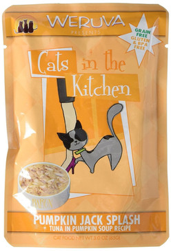 Weruva Cats in the Kitchen Pumpkin Jack Splash Pouch 3 oz