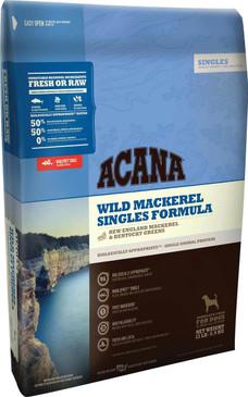Acana Singles Wild Mackerel Formula