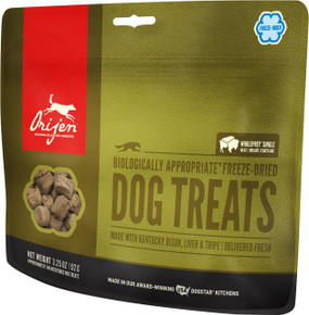 Orijen Freeze Dried Kentucky Bison Treats