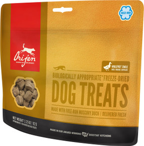 Orijen Freeze Dried Free-Run Duck Treats