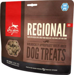 Orijen Freeze Dried Regional Red Treats