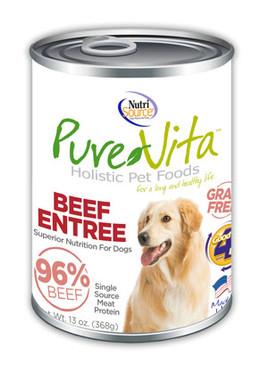PureVita Beef Entree 13 oz