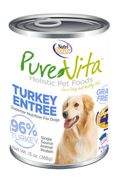 PureVita Turkey Entree 13 oz