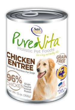 PureVita Chicken Entree 13 oz