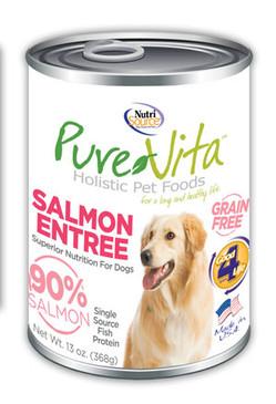 PureVita Salmon Entree
