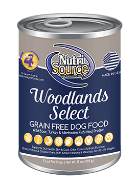 NutriSource Woodlands Select