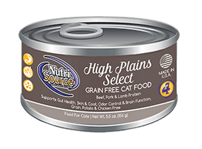 NutriSource High Plains Select Entree