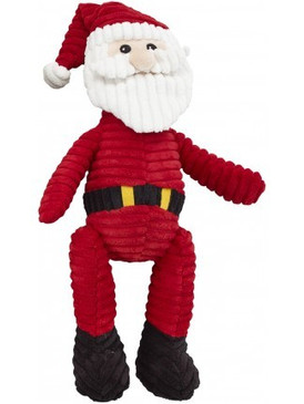 Spot Holiday Corduroy Santa Toy 23""