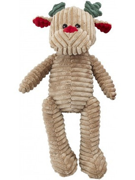 Spot Holiday Corduroy Reindeer Toy 18""