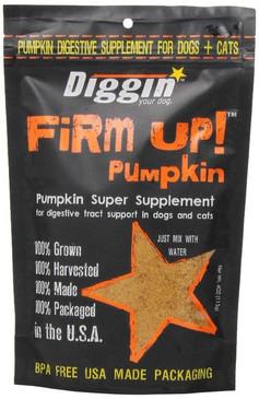 Diggin Your Dog - Firm Up! Pumpkin