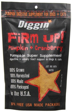 Diggin Your Dog - Firm Up! Pumpkin + Cranberry