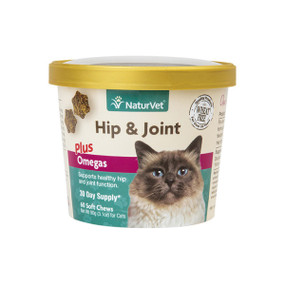 NaturVet Hip & Joint Soft Chews