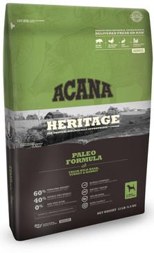 Acana Heritage Paleo Formula