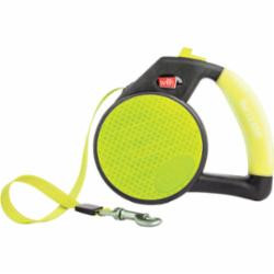Wigzi Retractable Gel Leash Reflective
