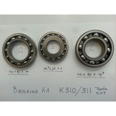 Main Bearing kit Toyota K310/k311/K312 CVT Transmission