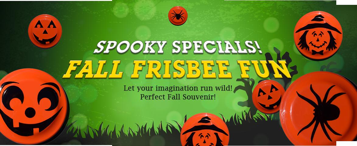 Fall Craft Idea Create A Frisbee