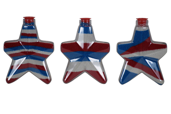 Sand Art Patriotic 30 ct. Kit