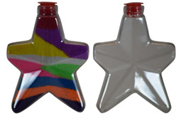 Star Sand Art Bottle