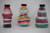 Christmas Sand Art Bottles