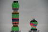 Sand Art Alien Comparison