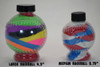 Baseball Sand Art Bottle Comparison