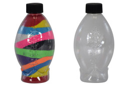 Sand Art Football Bottle Kit