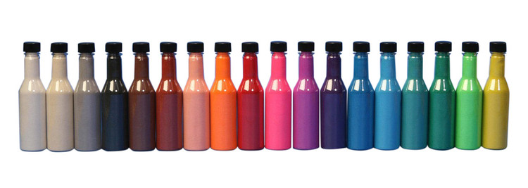 Colored Sand 18 Bright Colors