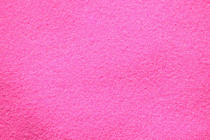 Magenta Colored Art Sand