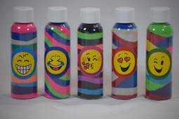 Sand Art Bottle Special 50 ct. Emoji