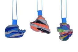 Sea Life Necklace 12 ct.