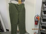 KOREAN ERA-WOOL/NYLON-M1951 TROUSERS, FIELD-SIZE MED/REG-DATED 1951-1953[W1002