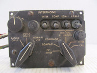 Unidentified USAF Surplus Radio Inter-phone, circa 1955 - FOR DISPLAY ONLY