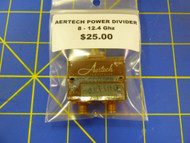Aertech Power Divider 8-12.4 Ghz [BIN LOCATION EBT1-1]
