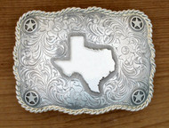 Texas Trophy Buckle