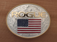 ROGUE FITNESS AMERICAN FLAG