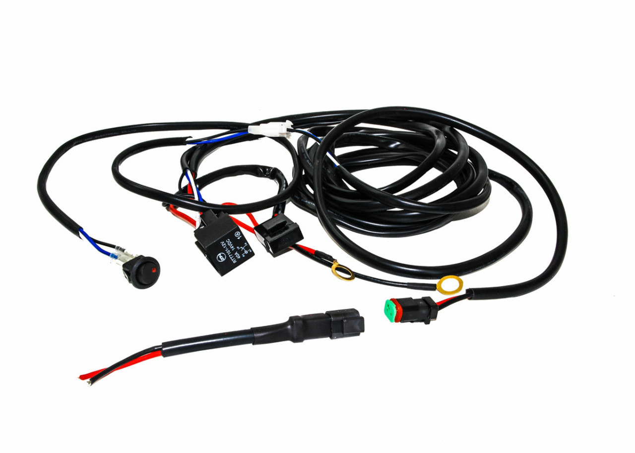 single led wire harness kit heavy duty