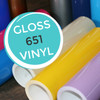 Gloss 651 Oracal Vinyl