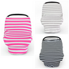 4-in-1 Stripe Car Seat Cover