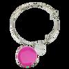 Enamel & Wire Bracelet