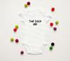 White Baby Onesie Mock-Up #1