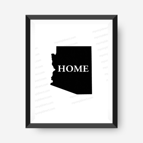 Arizona Home Digital File