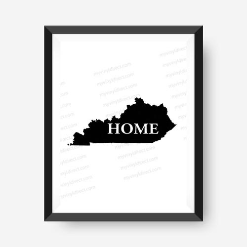 Kentucky Home Digital File