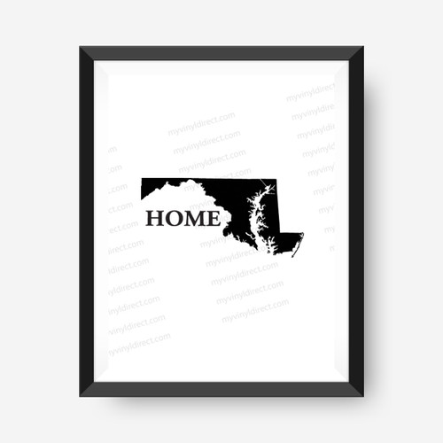 Maryland Home Digital File