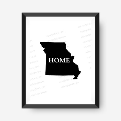 Missouri Home Digital File