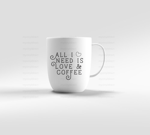 Love & Coffee Digital File